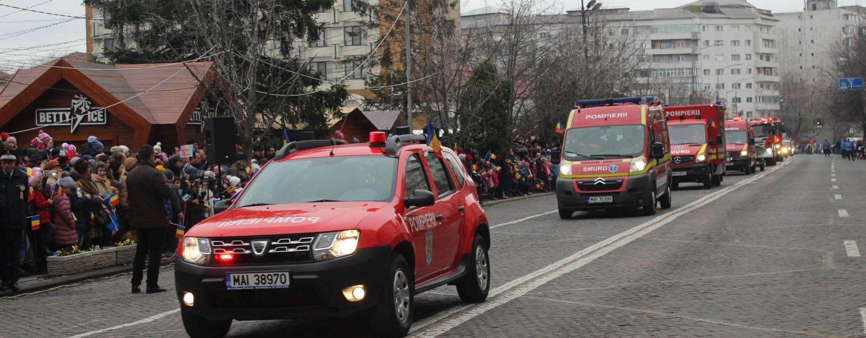 Parada dedicată Zilei Naționale a României, 1 Decembrie 2017