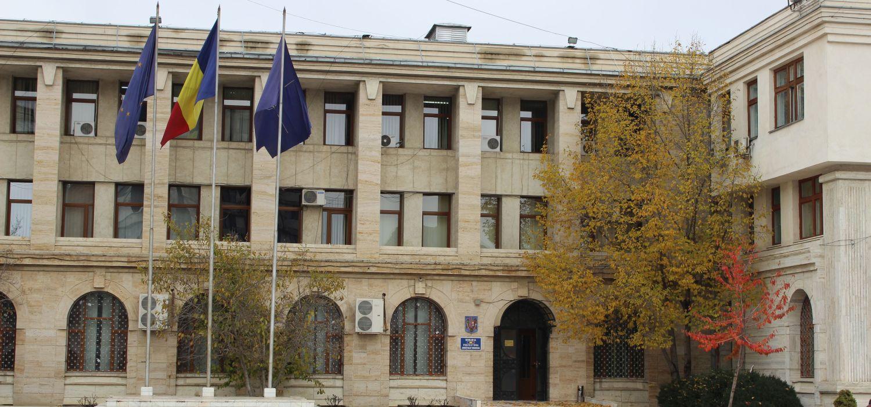 Sediul Instituției Prefectului jud. Vrancea