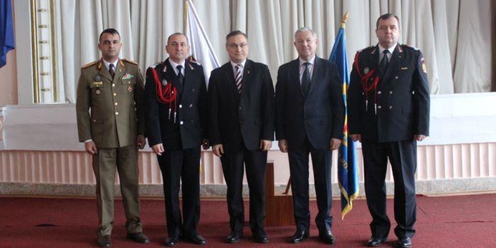 Prezentarea bilanțului Comitetului Județean pentru Situații de Urgență Vrancea, aferent anului 2017