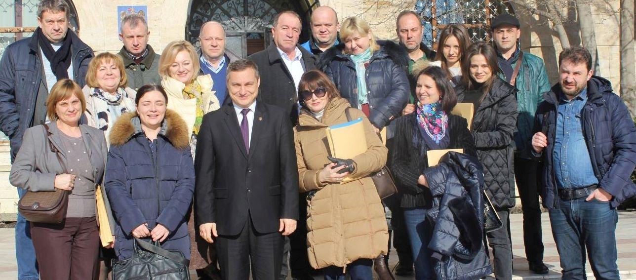 Vizită delegație din Republica Moldova